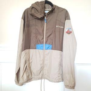 COLUMBIA Flashback Windbreaker Park Edition Jacket